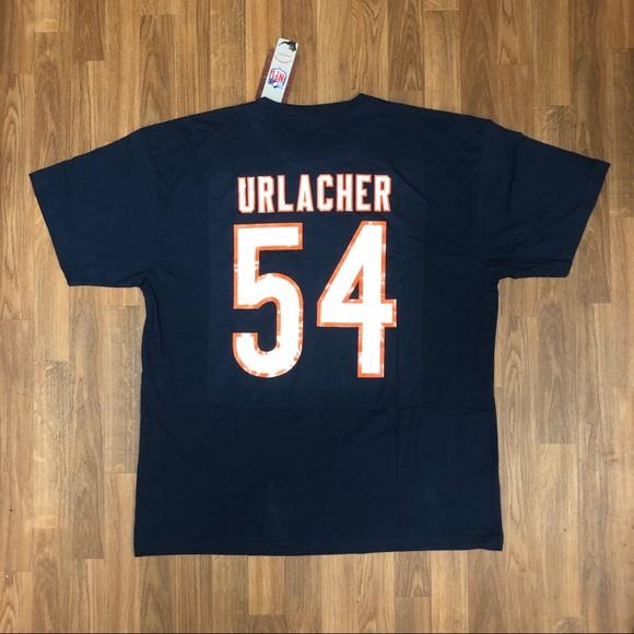new concept d7112 58335 🏈 NWT Mitchell & Ness Urlacher Chicago Bears Tee NWT